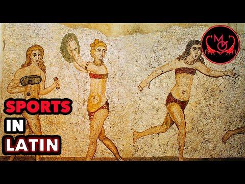 How to Speak Latin (Sports & Leisure) / De Latine Loquendo (Athletica Otiumque)