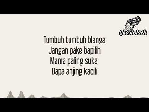 LIRIK ANJING KACILI - TIAN STORM x EVER SLKR x NANDO KOHLER (Official Lyric Video)