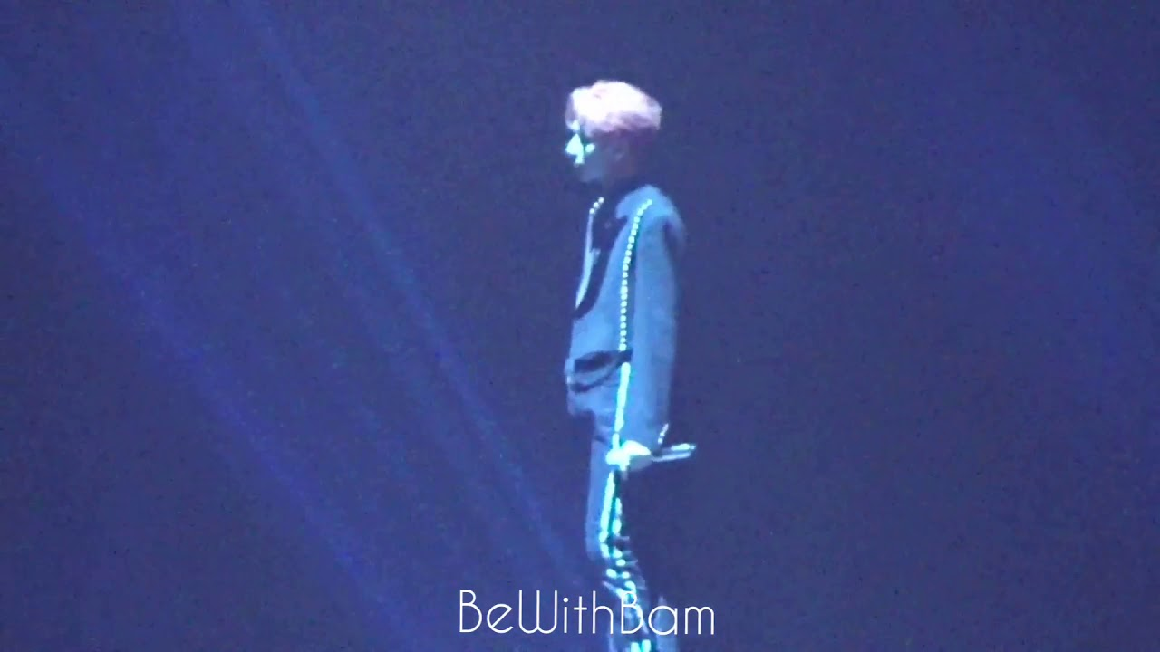 6 39 MB] GOT7 KEEP SPINNING IN SEOUL DAY1 - 1 Degree (BamBam