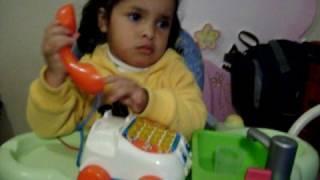 Anayka por telefono