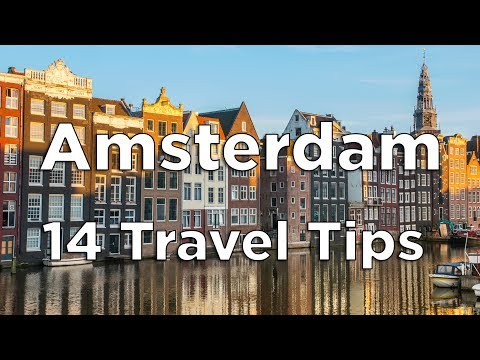 14 Tips for an AWESOME Trip to Amsterdam