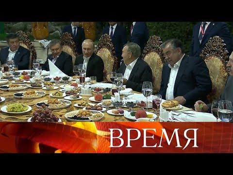 В Баку В.Путин