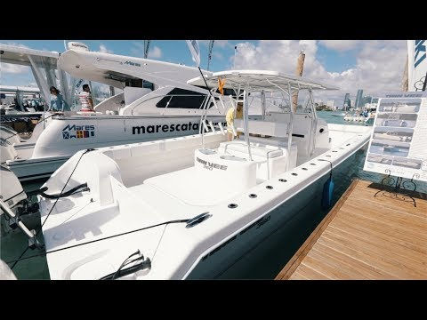 TwinVee 36' Power Cat - Center Consoles Only