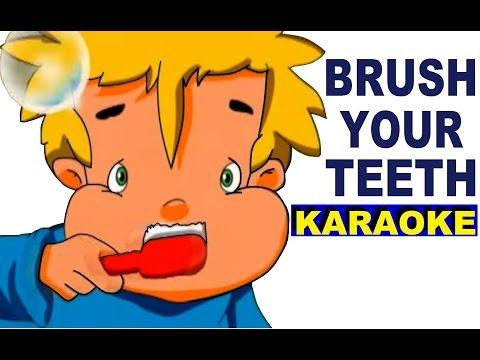 Brush your teeth Karaoke