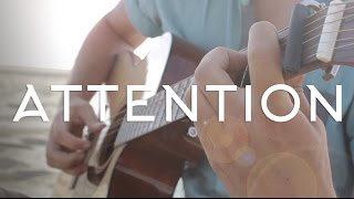 Charlie Puth - Attention // Fingerstyle Guitar Cover by Dax Andreas