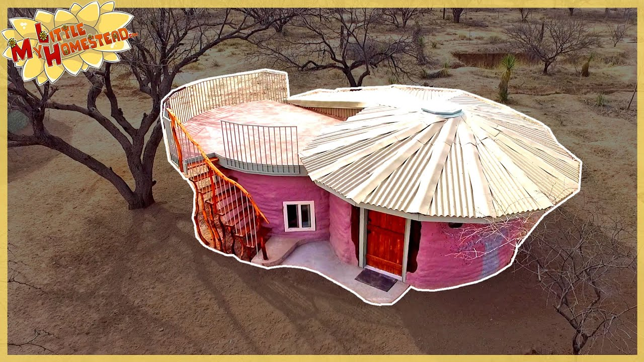 Download Earthbag Building for Shae | Full Version Movie of Complete Project