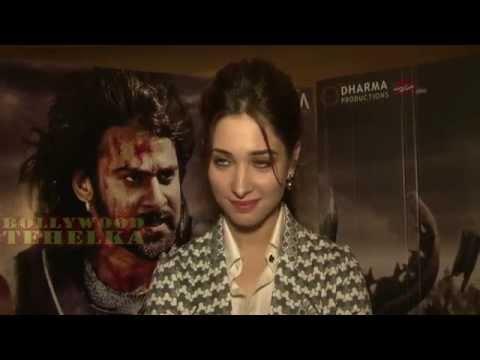 Bahubali Movie || Starcast Interview | Prabhas | Rana Daggubati | Tamannaah Watch Out Video!