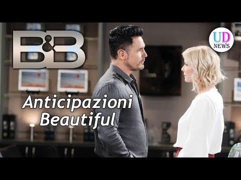 Anticipazioni Beautiful Puntate 1-5 Luglio 2019: Bill Rivuole Brooke!