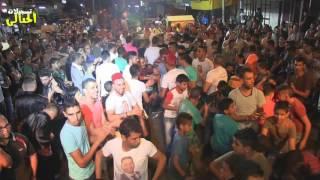 استقبال العريس احمد سلامة والفنان مصطفى الخطيب -عسكر 2016HD (تسجيلات الجباليJR)