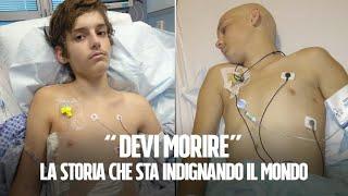 Malato di cancro e bullizzato dai compagni. A 16 anni Hunter dà una lezione di vita al mondo