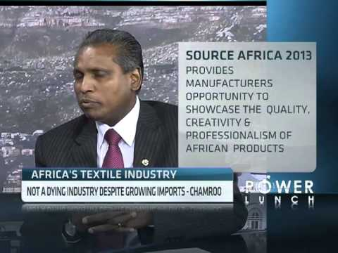 Promoting Africa's Textile Industry