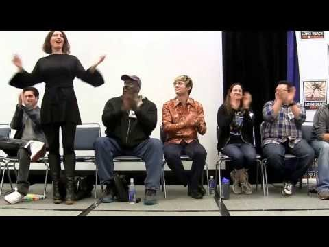Young Justice Voice Panel Long Beach Comic Con 2013 Future of the Show