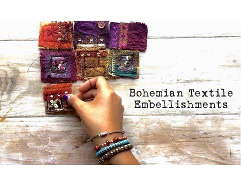 Bohemian Textile Embellishments