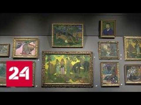 В России выросло число музеев и приток посетителей - Россия 24