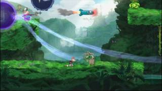 Rayman Origins - PS3 Gameplay