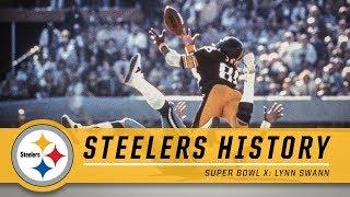 Super Bowl X: Lynn Swann thumbnail