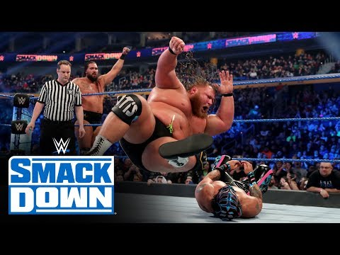 Tag Team Gauntlet Match: SmackDown, March 6, 2020