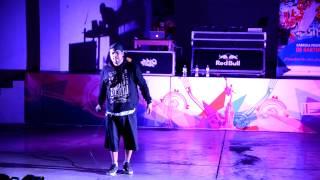 ALI A.K.A MIND en vivo || TRUJILLO HIP HOP FESTIVAL || TRUJILLO 2015
