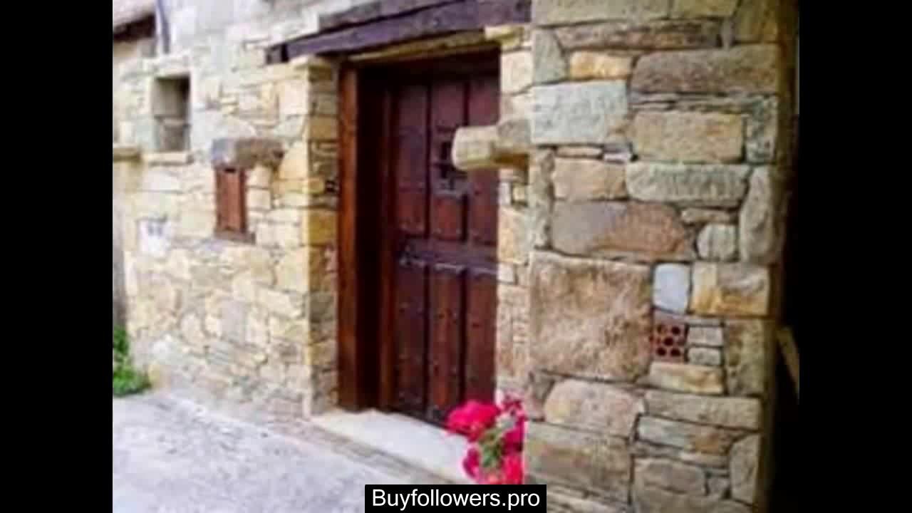 Fachadas de piedra rustica youtube - Fachadas rusticas de piedra ...