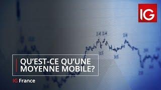Moyennes Mobiles   Strategies de Trading