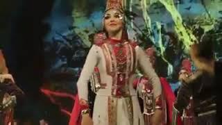 Bashkir princely dance Tarkhans