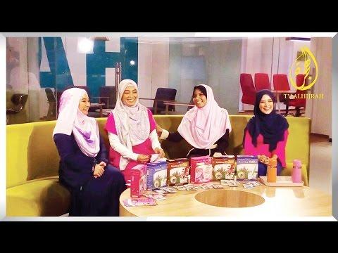 i-SIHAT Susu Kambing di TV Al Hijrah slot Assalamualaikum