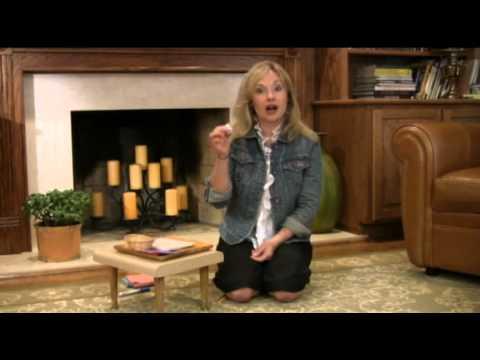 Montessori Practical Life Lesson - Pin Poking
