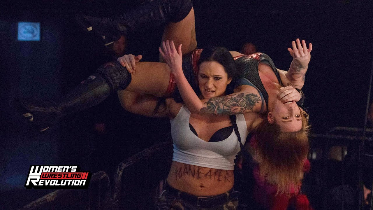 [Free Match] Maria Manic vs. Addy Starr   Women's Wrestling Revolution (ROH, Ring Of Honor, Beyond)