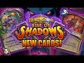 Rise of Shadows Review #3 - The STRONGEST CARD So Far! | Hearthstone