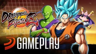 DRAGON BALL FIGHTER Z: Jugando a su BETA!!!