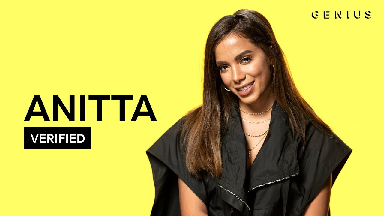 "Anitta ""Veneno&qu...J Balvin Lyrics"