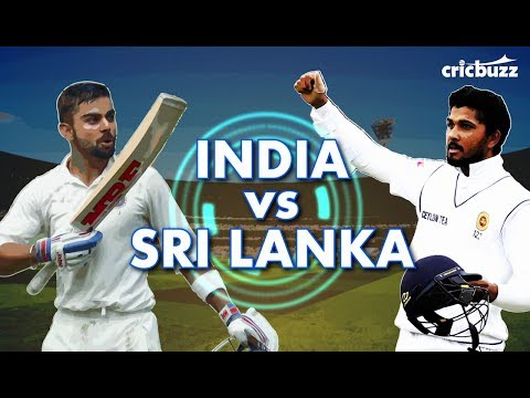India vs Sri Lanka: Test Series Preview