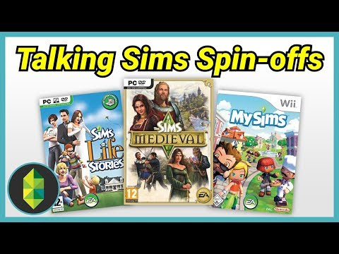 Talking Spin-offs with The Sims Team! thumbnail