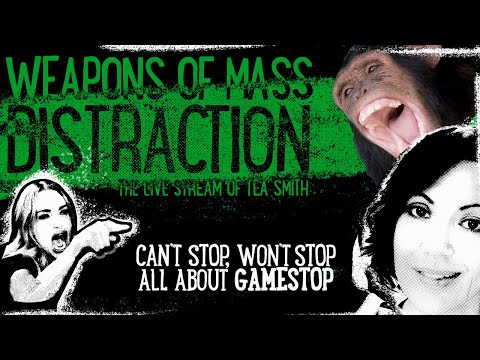 Can't Stop, Won't Stop: All About #GameStop