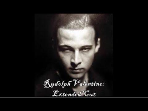 DonnySpielberg presents RUDOLPH VALENTINO: EXTENDED CUT
