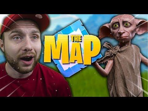 🔴  C'EST L' HEURE DE THE MAP AVEC UN ELFE DE MAISON POUR INVITE !! Fortnite créative Mode thumbnail