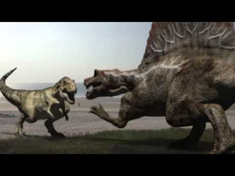 Real Dinosaurs T Rex REAL T. Rex and...