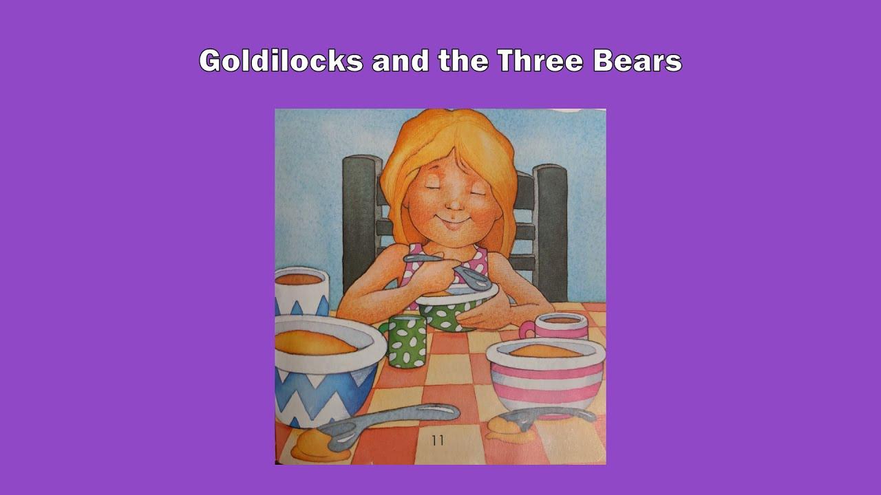 Bedtime Fairytales - Goldilocks and the Three Bears