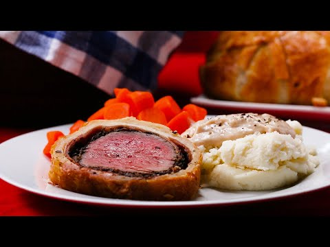 Show-Stopping Beef Wellington
