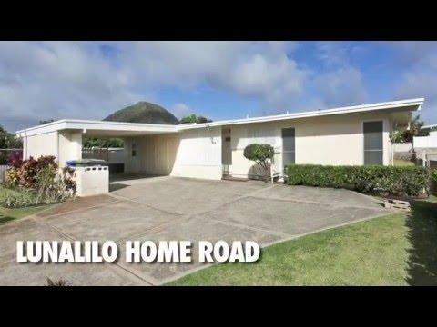 Lunalilo Home Road - Honolulu, Hawaii