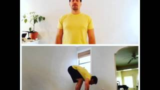Uttanasana: Standing Forward Fold For Men