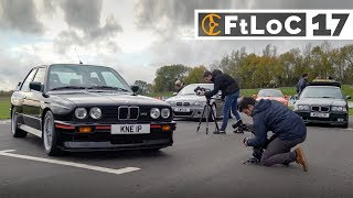 The Ultimate Bmw M3 Shoot, E30 To F80: Ftloc 17 - Carfection