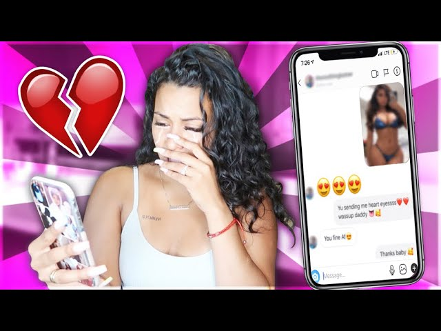 CATFISHING My Husband To See If He CHEATS...LEADS TO REAL BREAKUP????