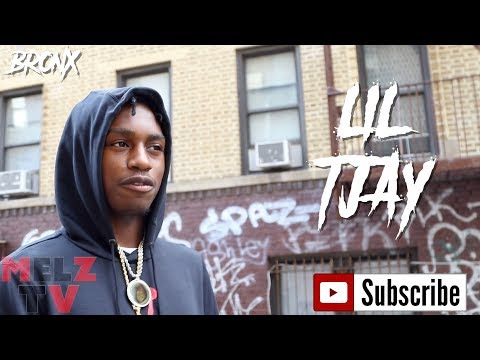 LIL TJAY SPEAKS ON FIGHT GETTING CHAIN SNATCHED , HITTING 2