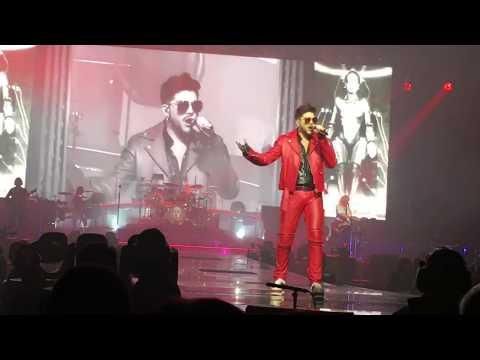Queen + Adam Lambert - Radio Ga Ga (Helsinki 19.11.2017)