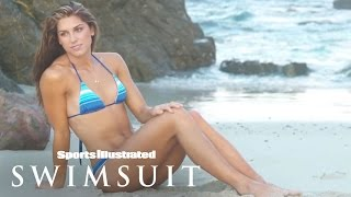 Alex Morgan: Behind The Scenes In Guana Island 2014 | Sports Illustrated Swimsuit thumbnail