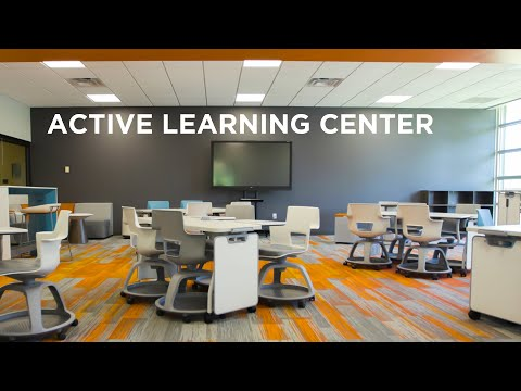D'Youville's Active Learning Center