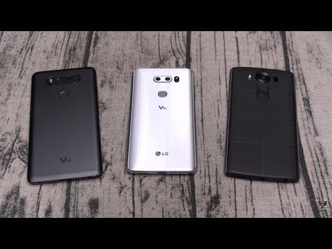 """LG V30 """"First Look"""" It"""