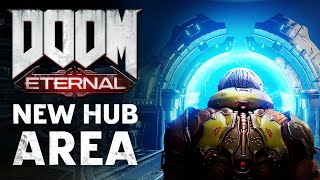DOOM Eternal Has A Hub Area, Here's What's In it