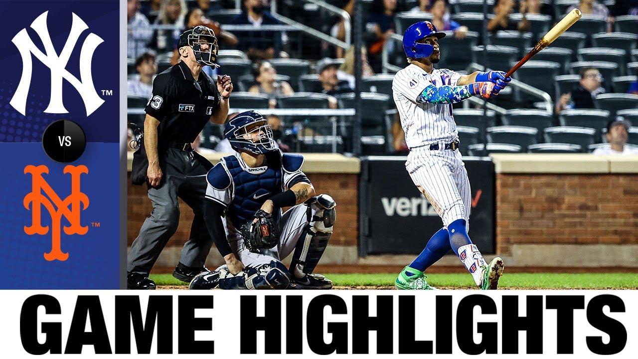Download Yankees vs. Mets Game Highlights (9/12/21)   MLB Highlights